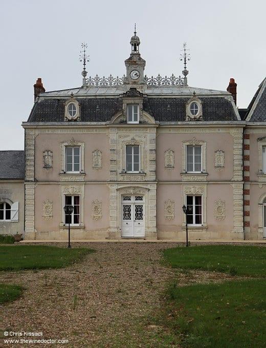 Château de l'Aulee