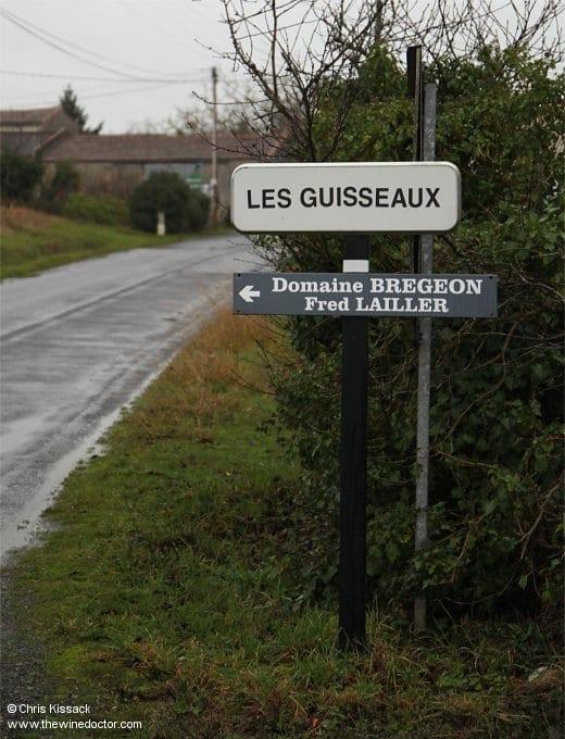 Domaine Brégeon