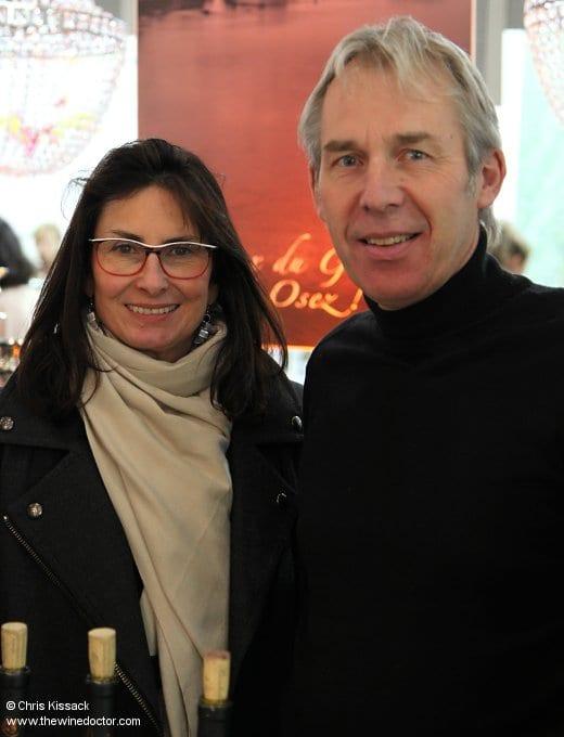 Catherine et Michel Langlois