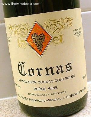 Clape Cornas 1995