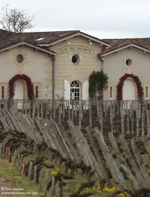 Bordeaux 1982: St Emilion in 2003