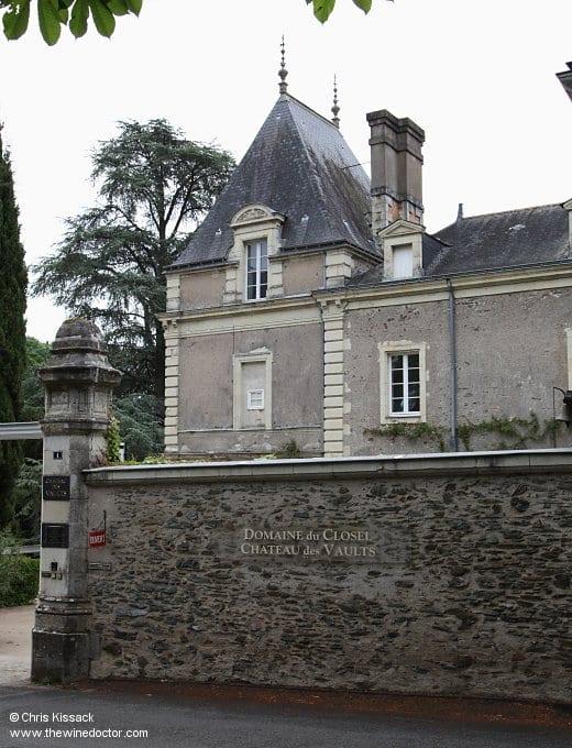 Domaine du Closel (Château des Vaults)