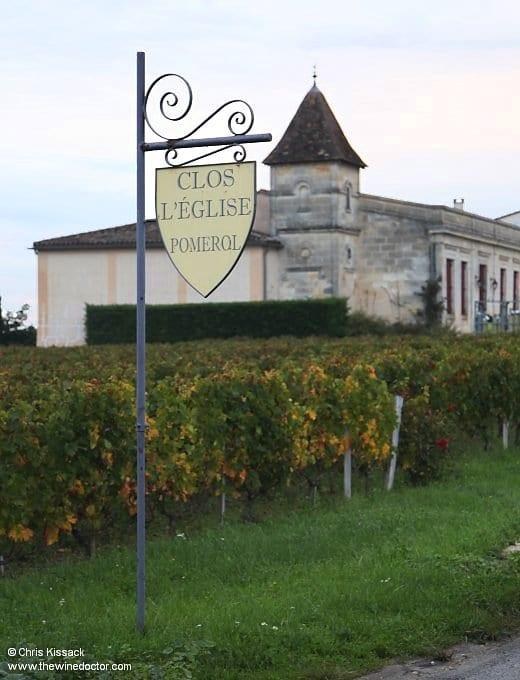 Clos L'Église