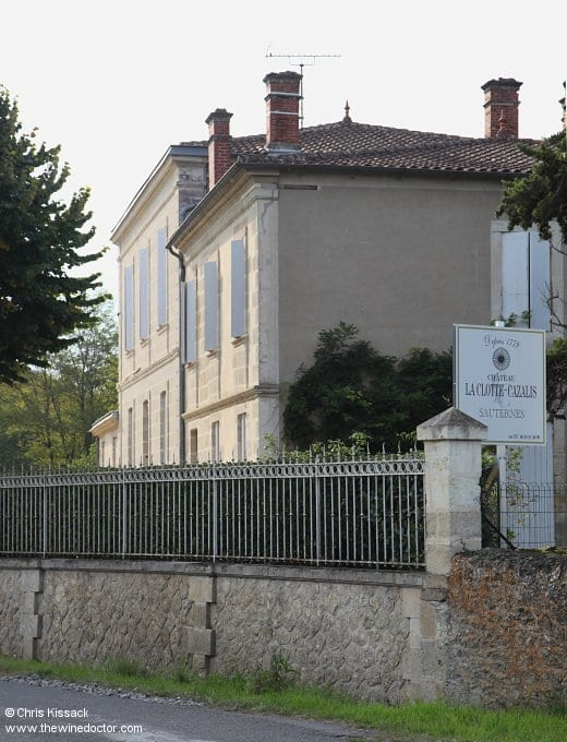 Château La Clotte-Cazalis