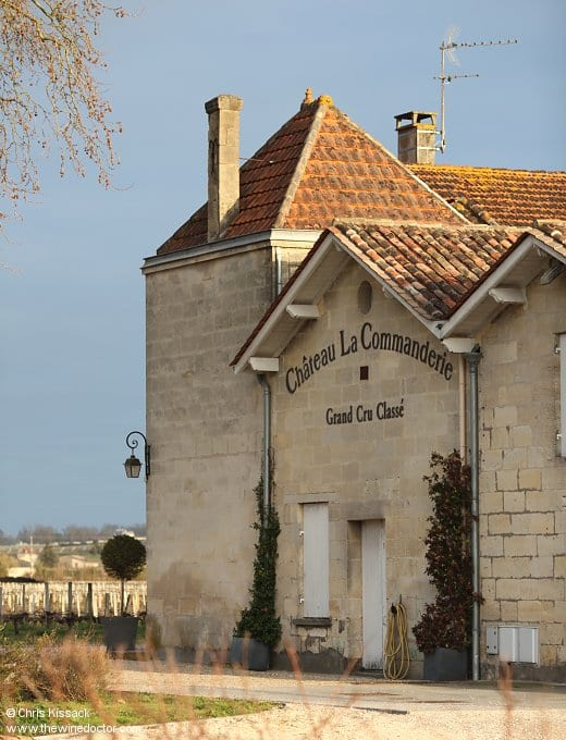Château La Commanderie