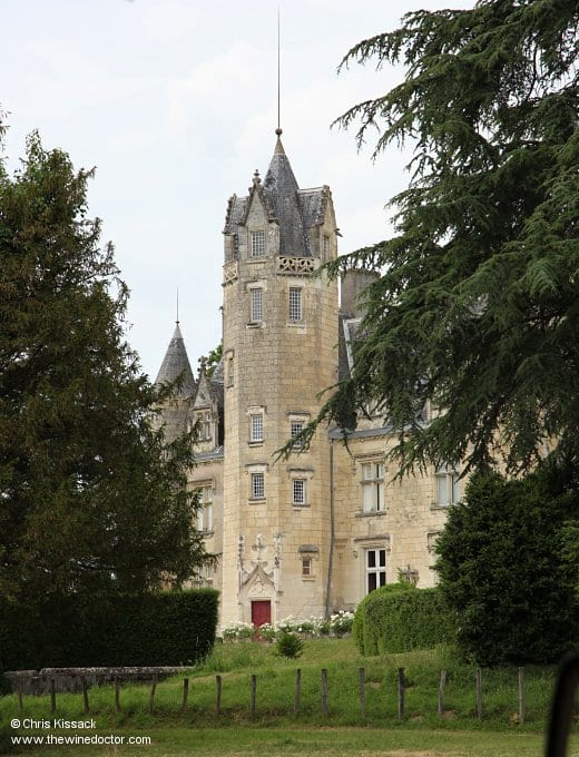 Château de Coulaine