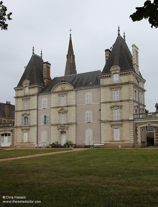 Château d'Epiré