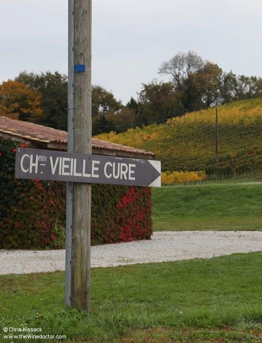 Château La Vieille Cure
