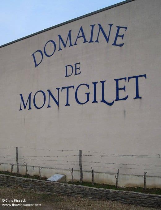 Domaine de Montgilet