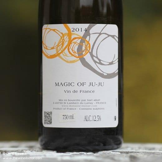 Domaine Mosse Magic of Ju-Ju 2014