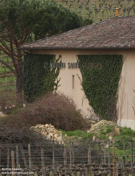 Château Moulin Saint-Georges