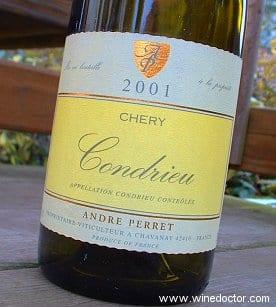 Andre Perret Condrieu Chery 2001