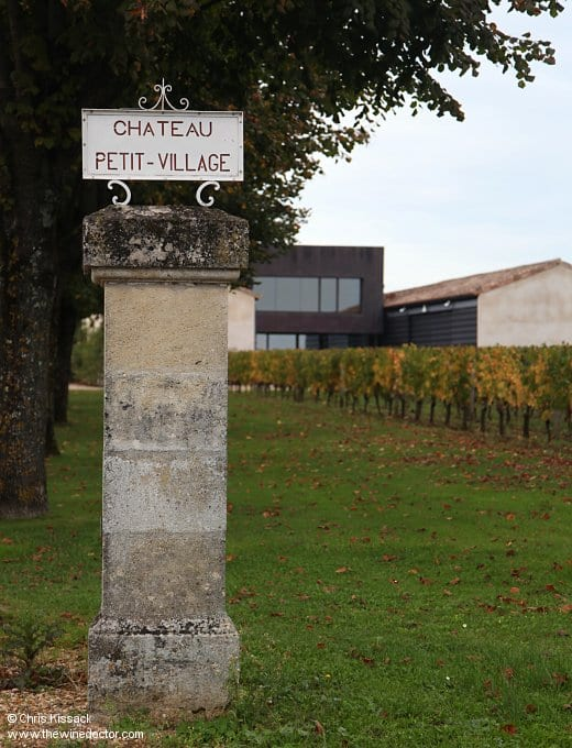 Château Petit Village