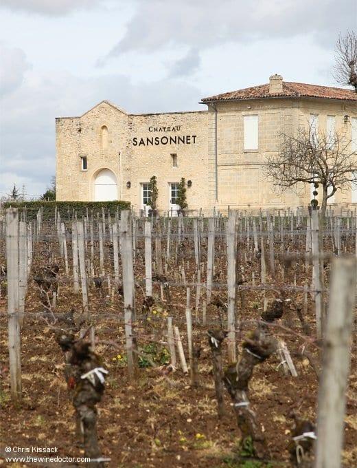 Château Sansonnet