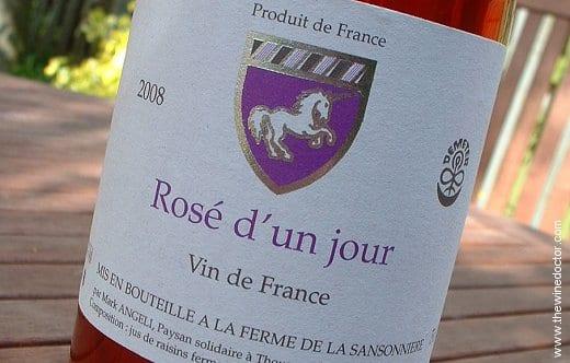 La Ferme de la Sansonnière Rosé d'un Jour 2008