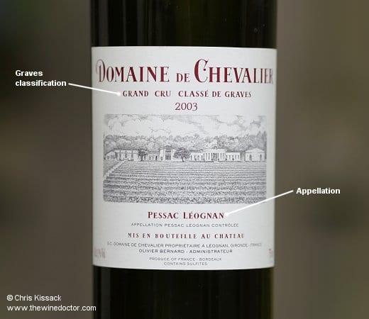 Bordeaux Labels