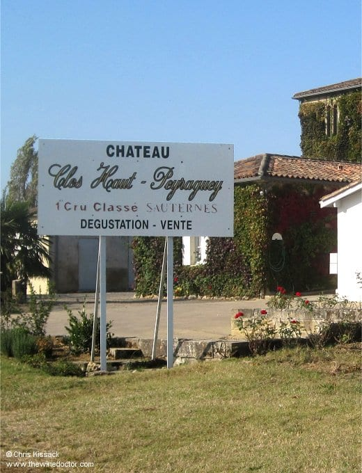 Clos Haut-Peyraguey