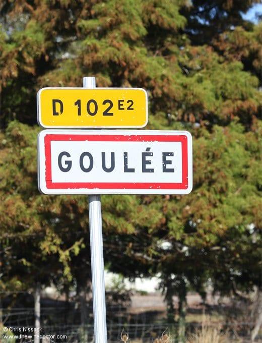 Goulée