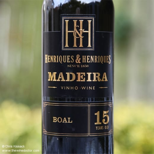 Henriques & Henriques Madeira Boal 15 Years Old