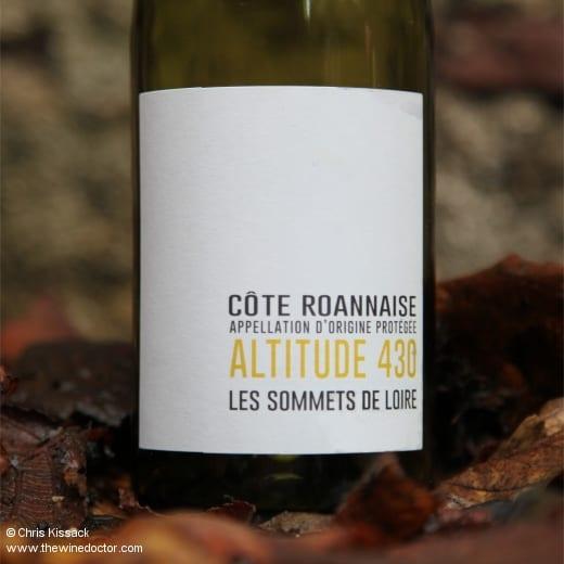 Les Sommets de Loire Côte Roannaise Altitude 430 2018