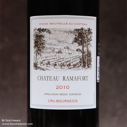 Château Ramafort 2010