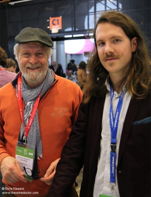 François et Julien Pinon