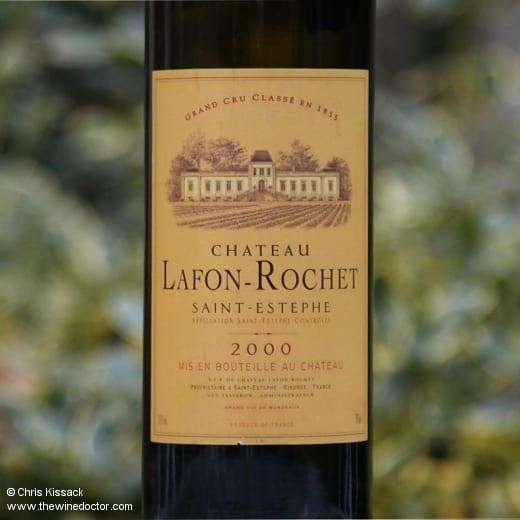 Bordeaux 2000 at Twenty Years